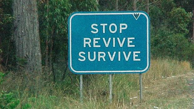 Stop, Revive, Survive!