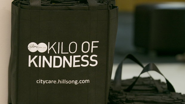 Kilo Of Kindness: 20,000+ Food Items Collected