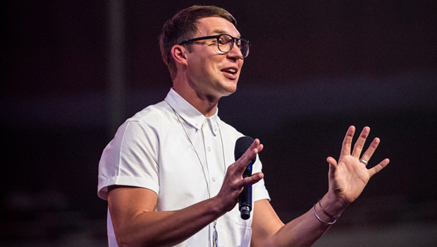 Judah Smith: Why Are You Here?