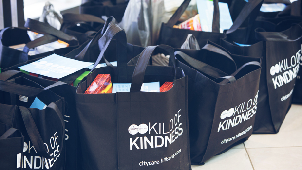 Tonnes of Kindness