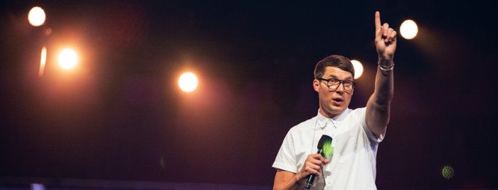 Judah Smith: Jesus Is Your Friend
