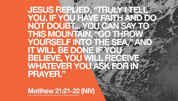 Day 9: Why Pray?