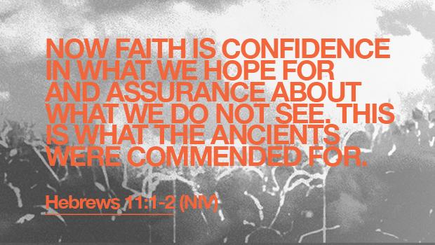 Day 24: Faith-Filled