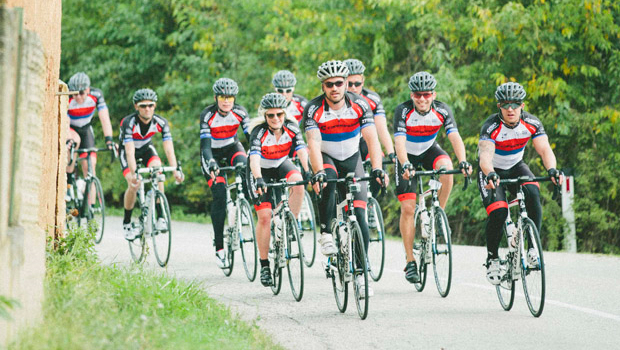 Ben Houston Ride for Freedom: Day 5