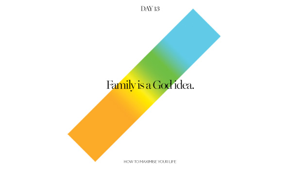 Day 13: The Power of Family
