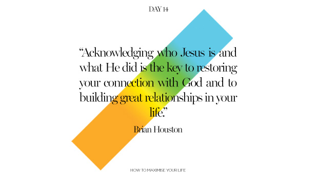 Day 14: Building Great Relationships