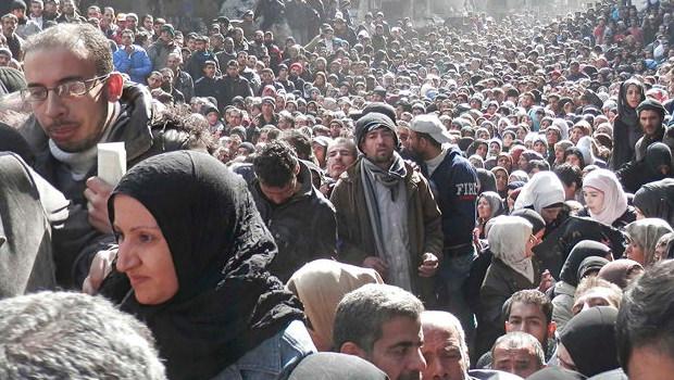 The Syria Church Response