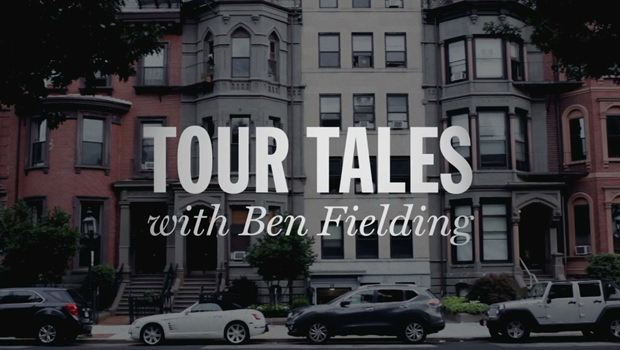 Tour Tales with Ben Fielding Ep 5
