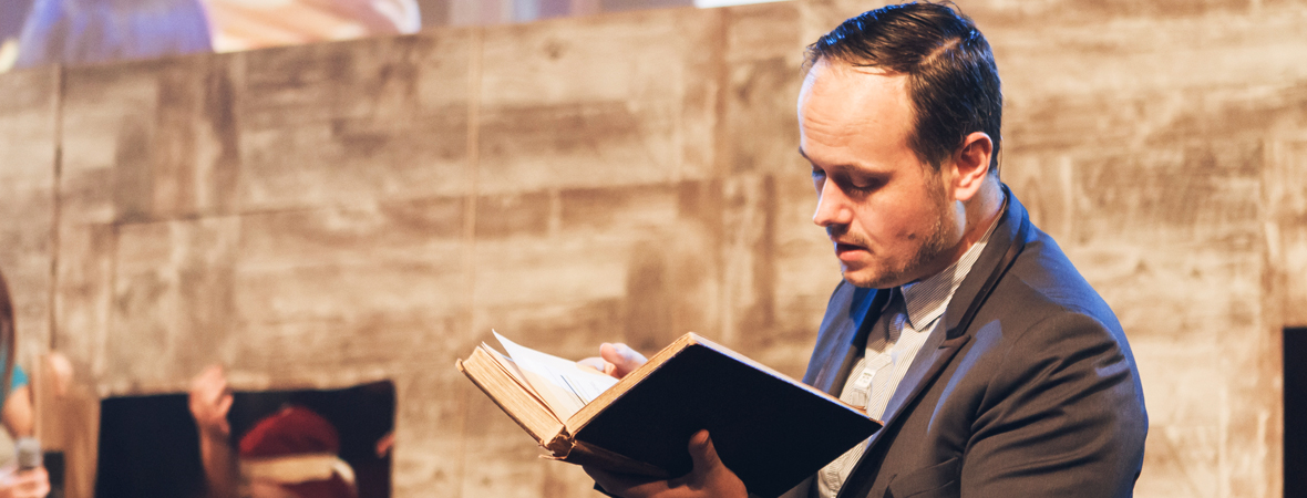 David Wakerley, Hillsong Kids Pastor/Creative Director
