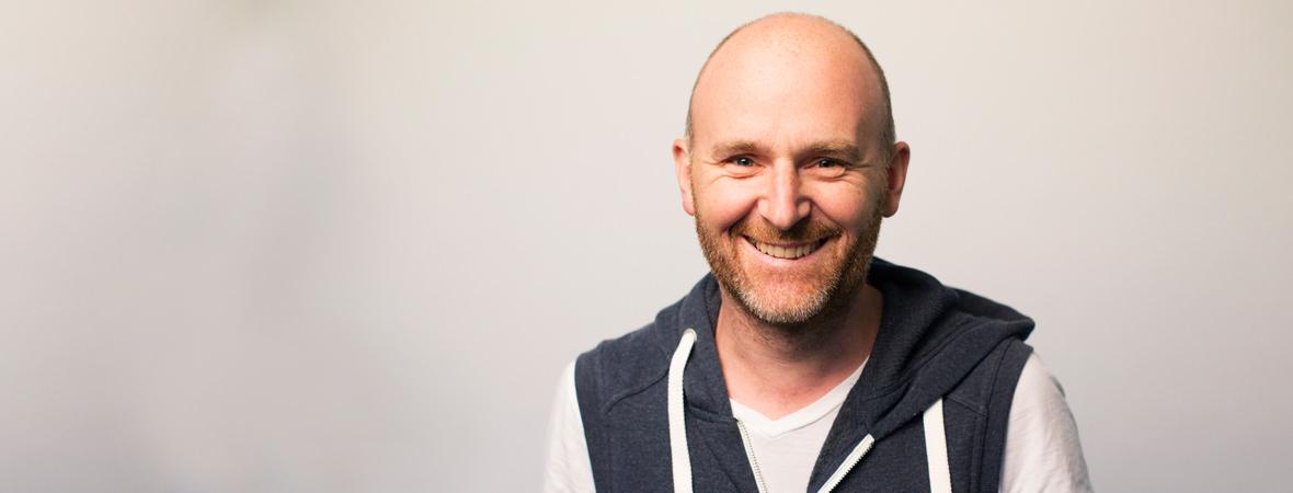 Rich Langton, Creative Pastor