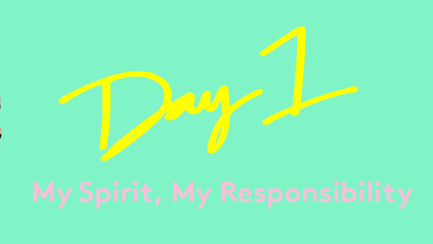 Day 1: Guard Your Spirit