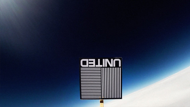 Hillsong United's Album Cover Launched Into Space