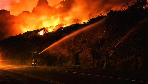 Cape Town fires - how you can help!