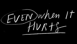 Even When It Hurts (Praise Song)