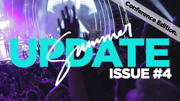 Summer Update Issue #4