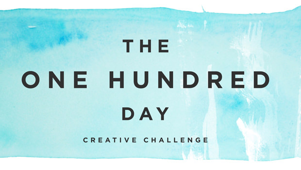 The 100 Day Creative Challenge