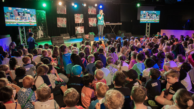 How to Write Your Kids Ministry Curriculum