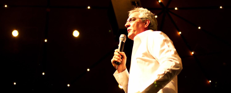 Wayne Alcorn, National President of Australian Christian Churches