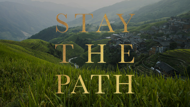 STAY THE PATH - Chapter 1 (excerpt)