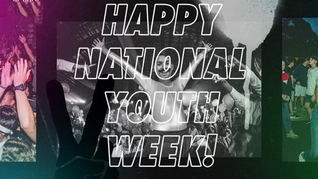 NATIONAL YOUTH WEEK: