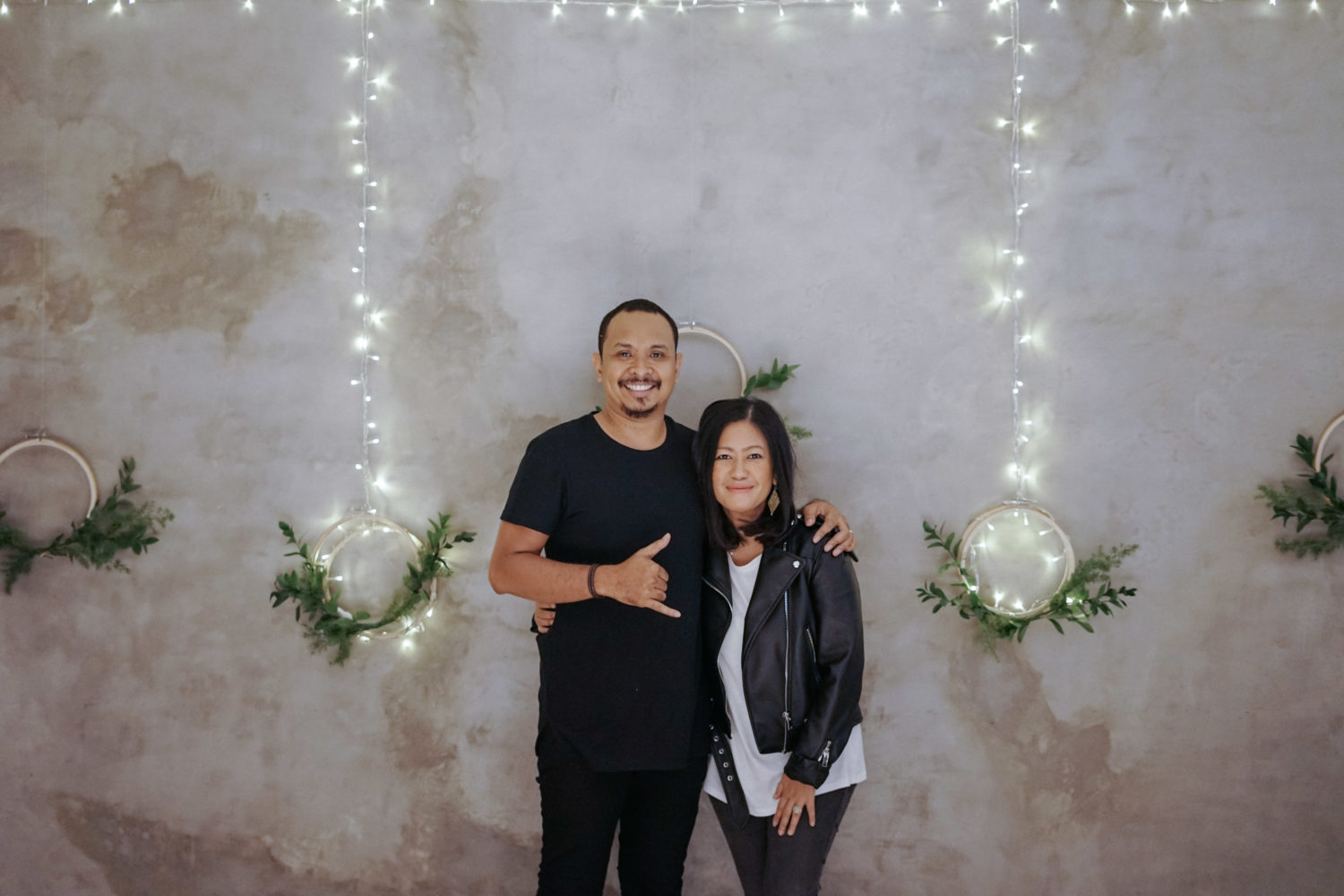 Eka and Englyn Mutty, Indonesia Campus Pastors