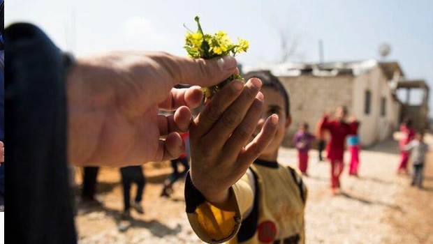 Refugee Day: We Who Live in Peace Must Never Forget