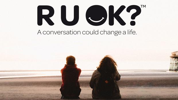 R U OK? Help Start More Conversations This Year!