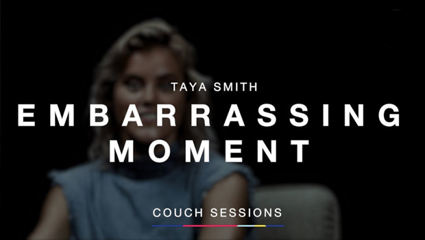 Taya Smith: Most Embarrassing Moment