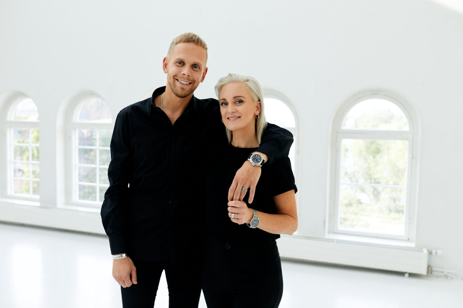 Andreas and Lina Nielsen, Lead Pastors Sweden