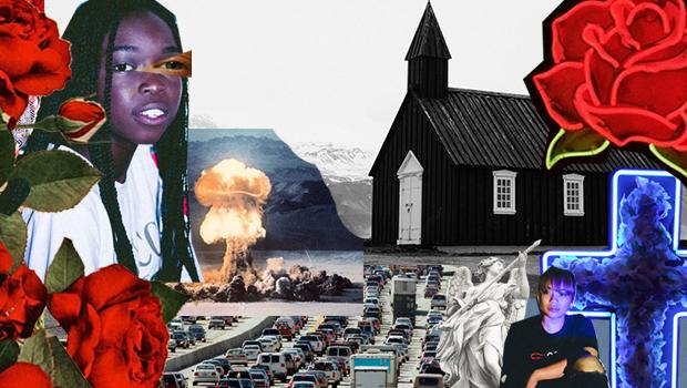 Terror, Darkness, Unrest + The Church
