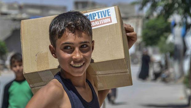Preemptive Love Coalition: Waging Peace in Syria & Iraq