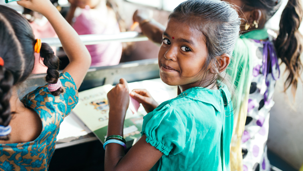 Vision Rescue: Change through Education