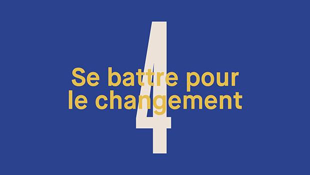 Jour 4 : Se battre pour le changement