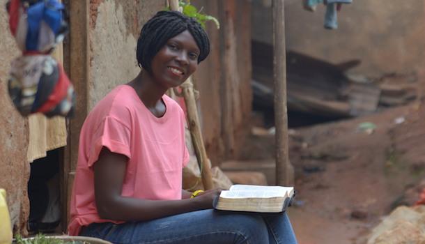 Neighbourhood Mother: Ritah's Story