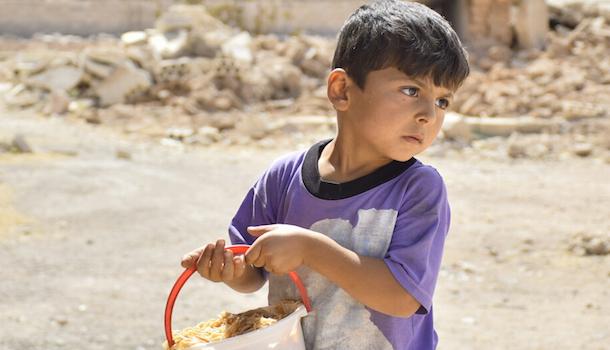 Refugee Response - Local & Global