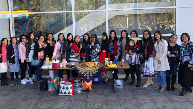 Mother's Day with the Hills Indonesian Community