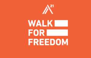 AMS: A21 Walk For Freedom