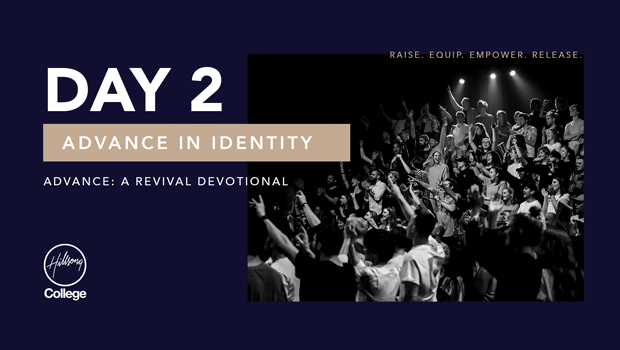Advance: A Revival Devotional Day 2