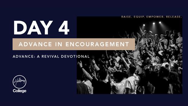 Advance: A Revival Devotional Day 4