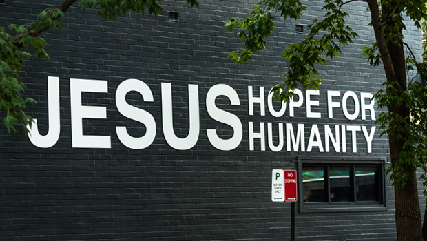 Jesus, Hope for Humanity