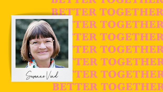 Stress Management: An Interview with Susanne Vind