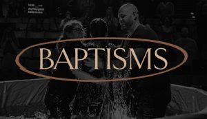 Baptisms - CPH & AAL