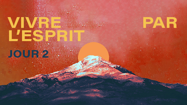 DAY 2: Living from your spirit