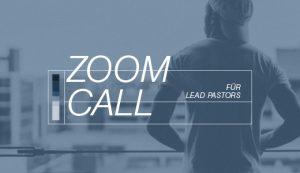 Zoom-Call für Lead-Pastoren