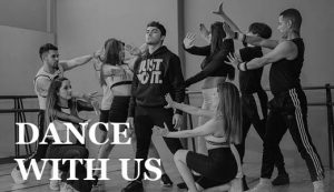 DANCE WITH US   ERWACHSENE
