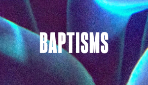 Amsterdam Baptisms