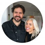 Andreas and Kristine Hasseløy, Lead Pators Hillsong Norway