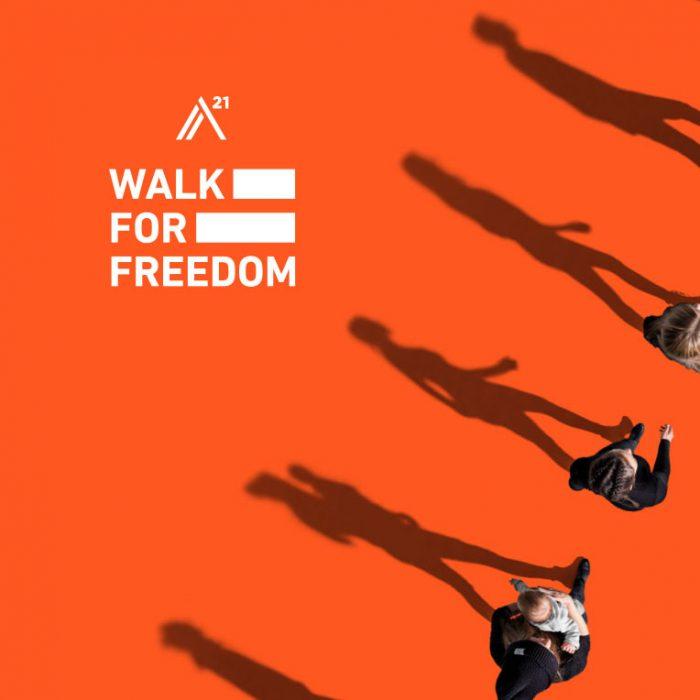 (Deutsch) Walk for Freedom