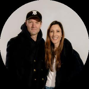 Reuben & Sarah Morgan