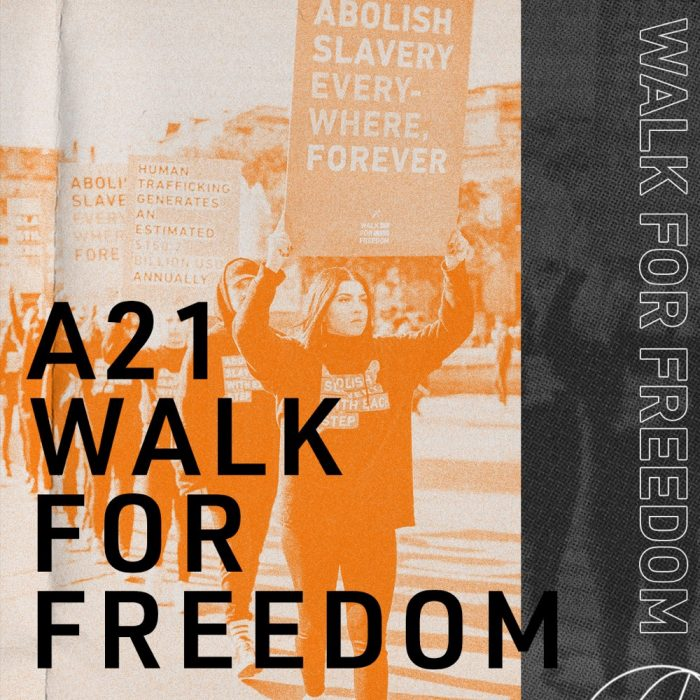 A21: Walk for Freedom